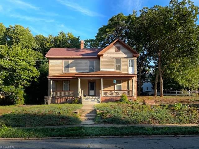 213 W Banner Avenue, Winston Salem, NC 27127 (#1043169) :: Rachel Kendall Team