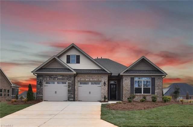244 Macallan Drive #230, Burlington, NC 27215 (MLS #1043170) :: Berkshire Hathaway HomeServices Carolinas Realty