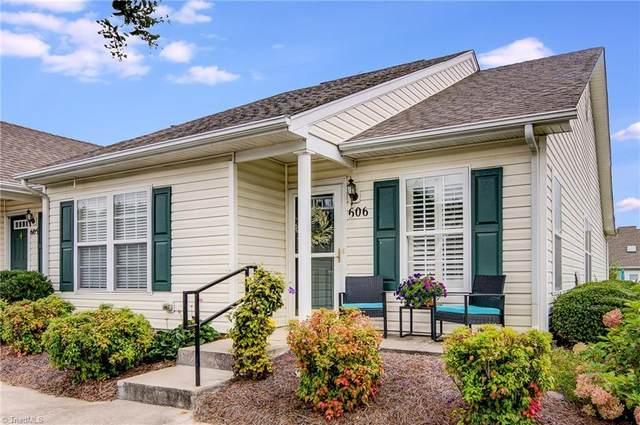 606 Bowen Lake Drive, Kernersville, NC 27284 (MLS #1043173) :: Ward & Ward Properties, LLC