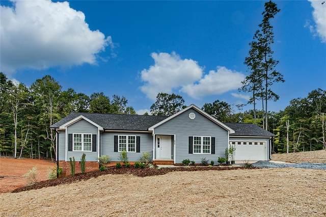 373 Otis Road, Asheboro, NC 27205 (MLS #1043187) :: Ward & Ward Properties, LLC