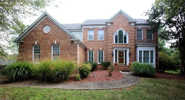 3803 Katie Drive, Greensboro, NC 27410 (MLS #1043198) :: Berkshire Hathaway HomeServices Carolinas Realty