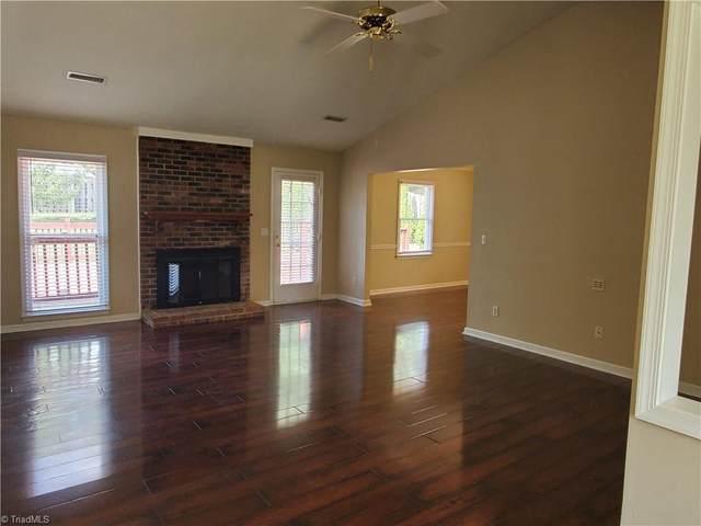 6728 River Hills Drive, Greensboro, NC 27410 (MLS #1043199) :: Ward & Ward Properties, LLC