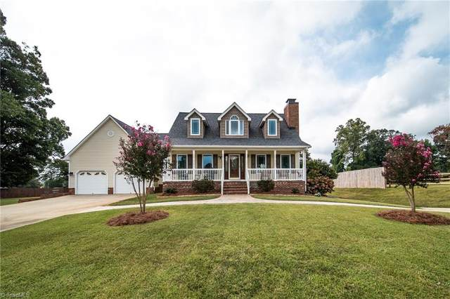 5950 Old Valley School Road, Kernersville, NC 27284 (#1043204) :: Mossy Oak Properties Land and Luxury