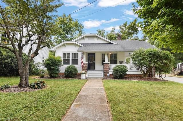 2254 Elizabeth Avenue, Winston Salem, NC 27103 (#1043230) :: Mossy Oak Properties Land and Luxury