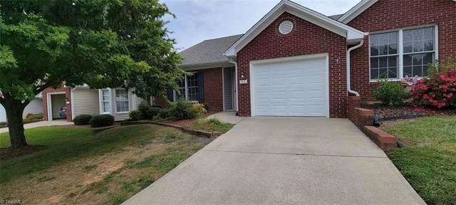 3027 Maple Avenue S3, Burlington, NC 27215 (MLS #1043243) :: Berkshire Hathaway HomeServices Carolinas Realty
