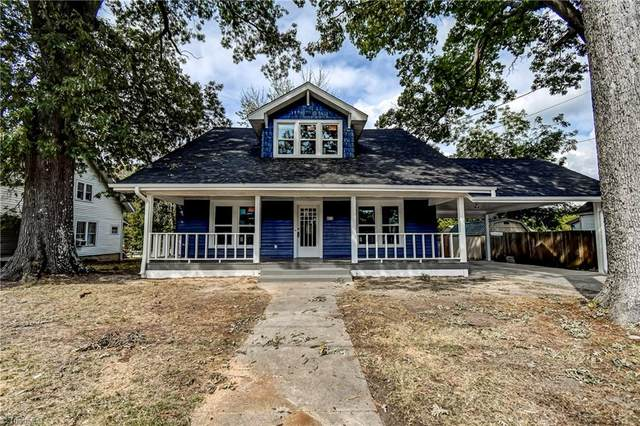 422 Lexington Avenue, Thomasville, NC 27360 (#1043249) :: Mossy Oak Properties Land and Luxury