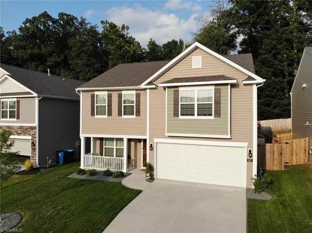 657 Affirmed Drive, Whitsett, NC 27377 (MLS #1043268) :: Lewis & Clark, Realtors®