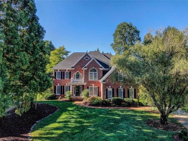 17 Winterberry Court, Greensboro, NC 27455 (MLS #1043280) :: Berkshire Hathaway HomeServices Carolinas Realty
