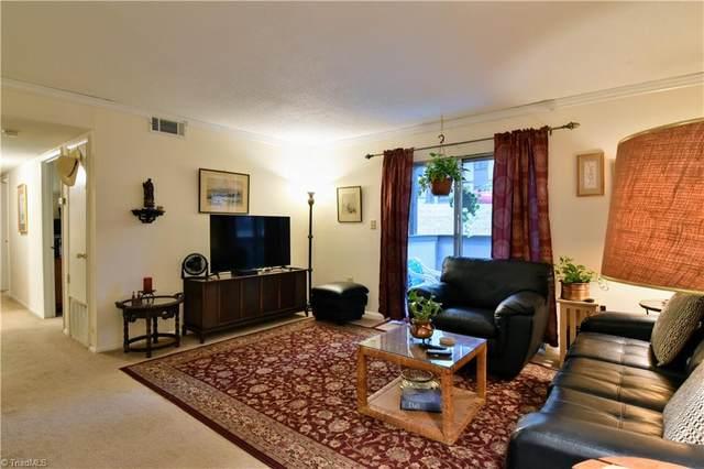2200 Sunderland Road 132K, Winston Salem, NC 27103 (#1043284) :: Mossy Oak Properties Land and Luxury