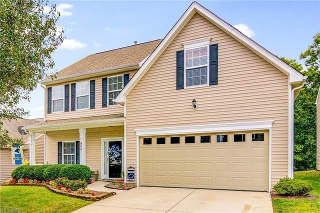 896 Hedgepath Terrace, High Point, NC 27265 (MLS #1043294) :: Lewis & Clark, Realtors®