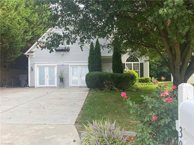 3393 Cherrybrook Drive, Jamestown, NC 27282 (MLS #1043298) :: Hillcrest Realty Group