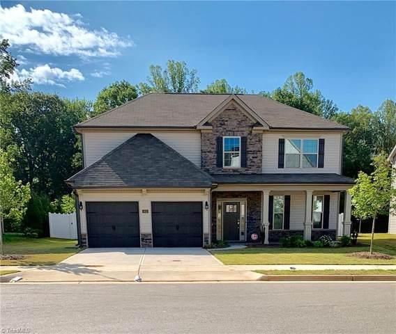 1833 Ridge Creek Drive, Kernersville, NC 27284 (MLS #1043302) :: Team Nicholson
