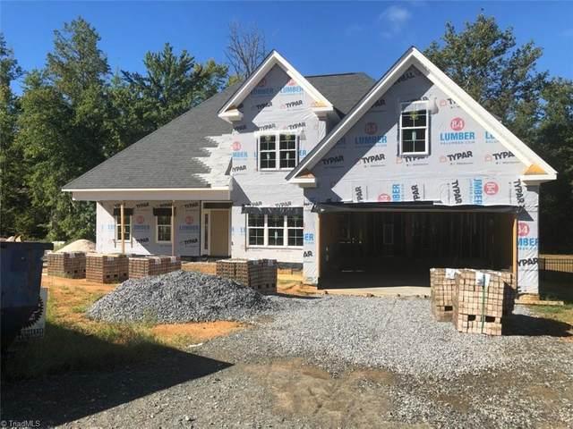 7503 Monty Drive, Kernersville, NC 27284 (MLS #1043313) :: Hillcrest Realty Group