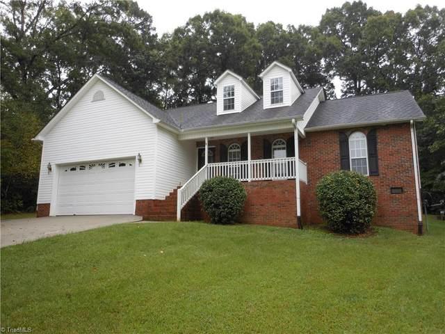231 Wild Cherry Lane, Lexington, NC 27292 (MLS #1043328) :: RE/MAX Impact Realty