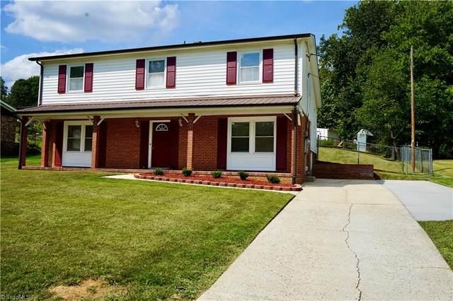 4202 Beckford Drive, Greensboro, NC 27407 (MLS #1043330) :: Ward & Ward Properties, LLC