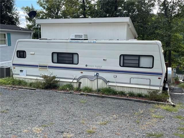 108 Cedar Lane, New London, NC 28127 (MLS #1043338) :: Berkshire Hathaway HomeServices Carolinas Realty