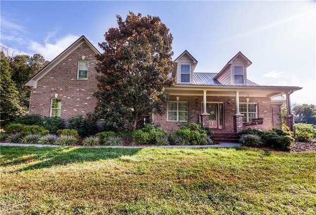 4833 Kennedy Road, Trinity, NC 27370 (MLS #1043343) :: Ward & Ward Properties, LLC