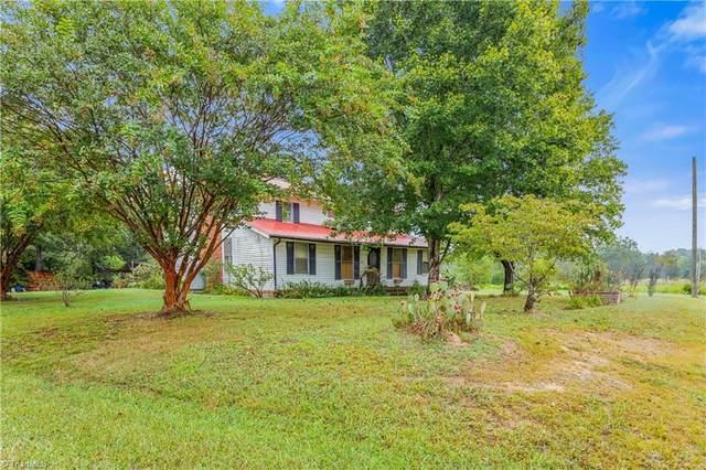 2396 Flat Swamp Road, Denton, NC 27239 (MLS #1043353) :: Ward & Ward Properties, LLC