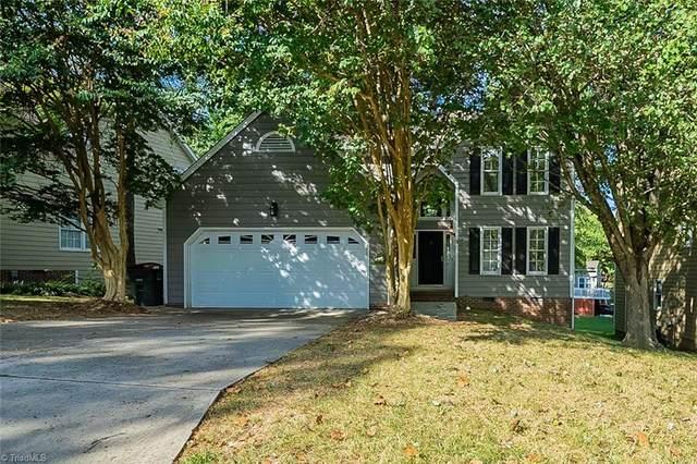 3 Creekstone Court, Greensboro, NC 27407 (MLS #1043357) :: Berkshire Hathaway HomeServices Carolinas Realty