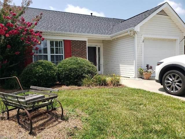 3578 Oak Chase Drive, High Point, NC 27265 (MLS #1043366) :: Lewis & Clark, Realtors®