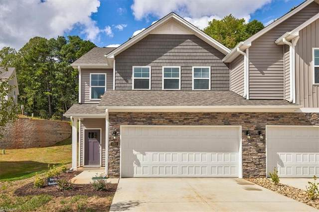 1021 Henson Park Drive, Greensboro, NC 27455 (MLS #1043368) :: Ward & Ward Properties, LLC