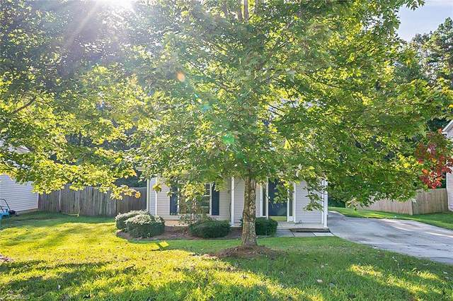 1727 Hargrove Drive, Mcleansville, NC 27301 (MLS #1043388) :: Hillcrest Realty Group