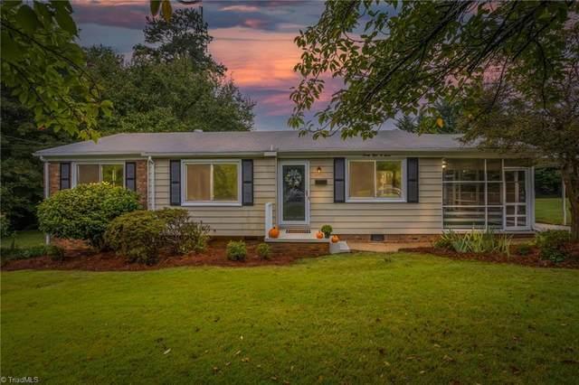2807 Ashwood Drive, Winston Salem, NC 27103 (MLS #1043404) :: Ward & Ward Properties, LLC