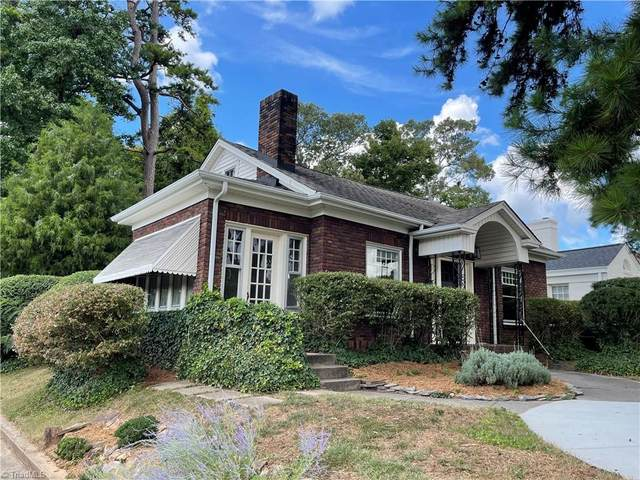 101 Westover Terrace, Greensboro, NC 27403 (MLS #1043413) :: Hillcrest Realty Group