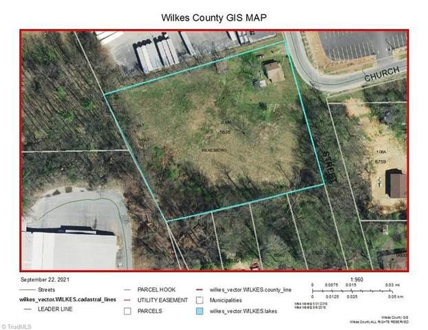 211 Wilkes Street, Wilkesboro, NC 28697 (MLS #1043422) :: RE/MAX Impact Realty