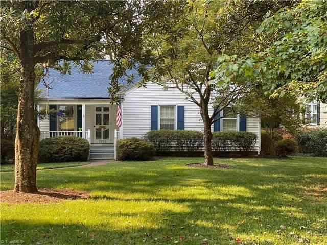 1505 Independence Road, Greensboro, NC 27408 (MLS #1043424) :: Berkshire Hathaway HomeServices Carolinas Realty
