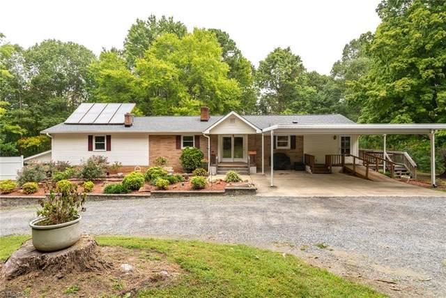 170 Jarrell Road, Reidsville, NC 27320 (MLS #1043470) :: Lewis & Clark, Realtors®