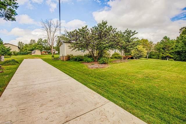 130 Crestview Drive, High Point, NC 27265 (MLS #1043481) :: Lewis & Clark, Realtors®