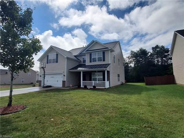 2021 Heron Pointe Drive, Whitsett, NC 27377 (MLS #1043493) :: Lewis & Clark, Realtors®