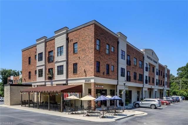 2920 Martinsville Road #206, Greensboro, NC 27408 (MLS #1043502) :: Berkshire Hathaway HomeServices Carolinas Realty