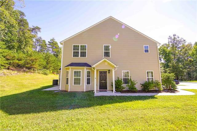 6518 Ashebrook Drive, High Point, NC 27265 (MLS #1043510) :: Hillcrest Realty Group