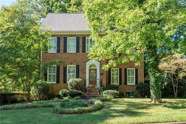 271 Torrance Drive, Winston Salem, NC 27106 (MLS #1043516) :: Berkshire Hathaway HomeServices Carolinas Realty