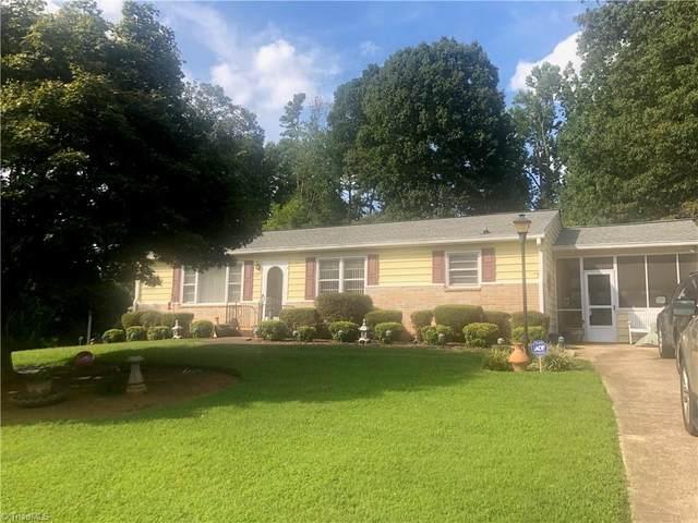 1523 Janita Drive, Winston Salem, NC 27127 (MLS #1043517) :: Lewis & Clark, Realtors®