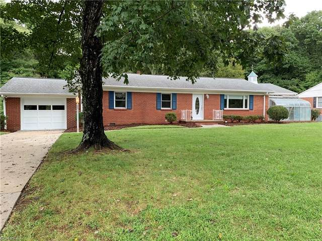 109 Woodpark Drive, Mocksville, NC 27028 (MLS #1043521) :: Hillcrest Realty Group