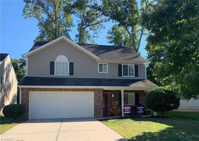 712 Hidden Lake Court, Browns Summit, NC 27214 (MLS #1043528) :: Hillcrest Realty Group