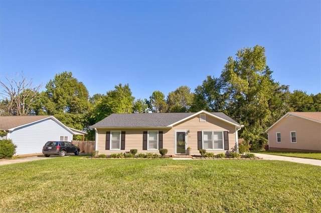 518 Apple Ridge Road, Greensboro, NC 27406 (MLS #1043533) :: Lewis & Clark, Realtors®