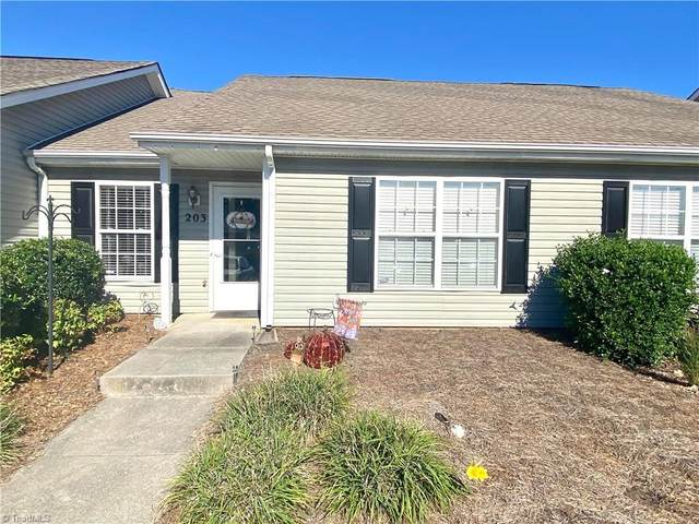 203 Caswell Kern Road, Kernersville, NC 27284 (MLS #1043536) :: Hillcrest Realty Group