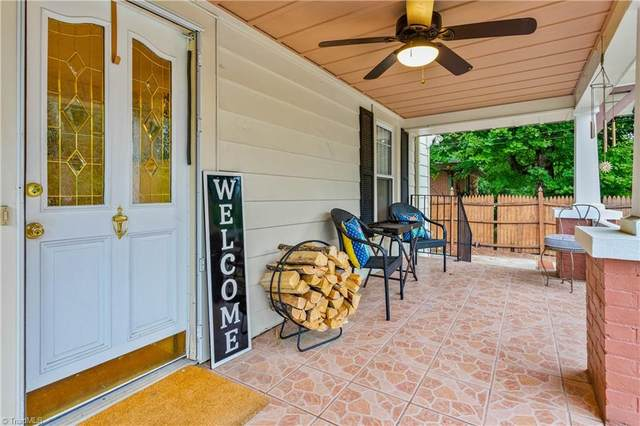 720 Chestnut Drive, High Point, NC 27262 (MLS #1043557) :: Hillcrest Realty Group