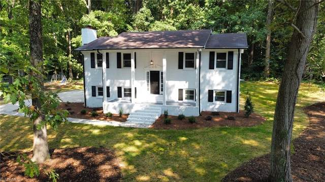 145 Timberlane Drive, Lexington, NC 27292 (MLS #1043564) :: Berkshire Hathaway HomeServices Carolinas Realty