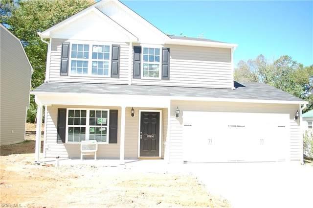 1864 Merritt Drive, Greensboro, NC 27407 (MLS #1043569) :: Lewis & Clark, Realtors®