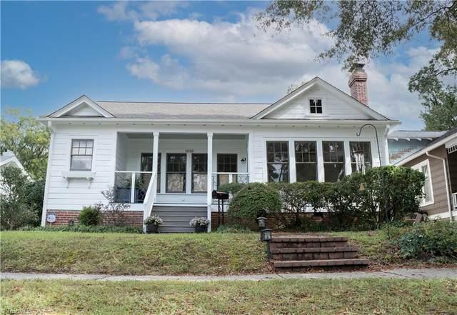 1018 Wharton Street, Greensboro, NC 27401 (MLS #1043570) :: Lewis & Clark, Realtors®