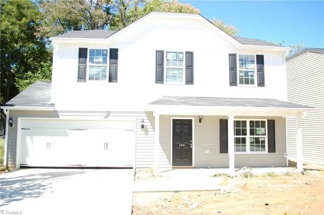 1866 Merritt Drive, Greensboro, NC 27407 (MLS #1043573) :: Lewis & Clark, Realtors®