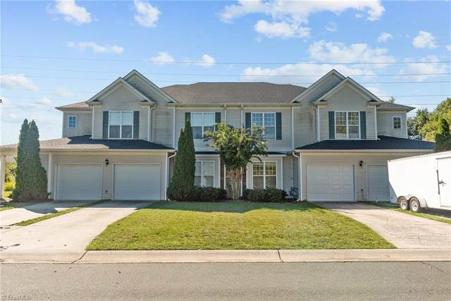 3023 Winston Drive #102, Burlington, NC 27215 (MLS #1043574) :: Hillcrest Realty Group