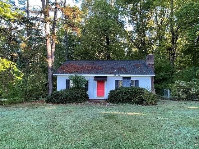 448 Weaver Road, Lexington, NC 27295 (MLS #1043578) :: Hillcrest Realty Group
