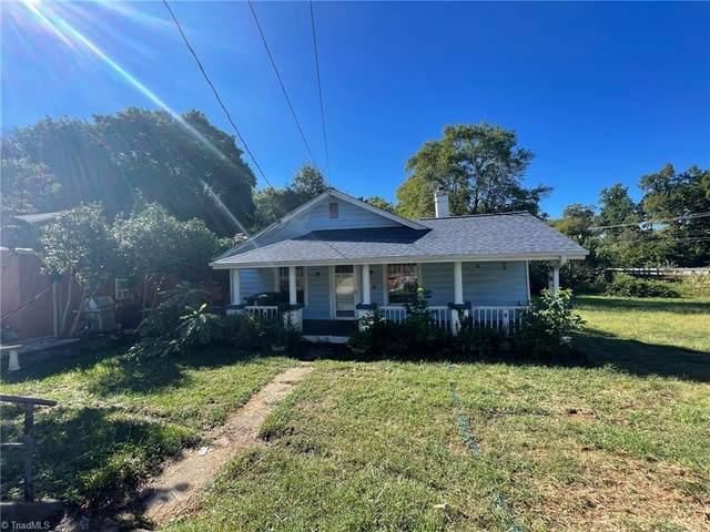 618 Goldfloss Street, Winston Salem, NC 27127 (MLS #1043585) :: Lewis & Clark, Realtors®