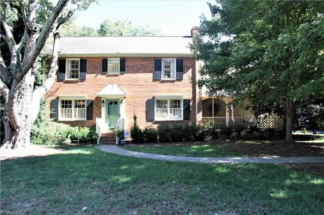 1917 Robinhood Road, Winston Salem, NC 27106 (MLS #1043589) :: Lewis & Clark, Realtors®